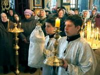 Великая и Преблагословенная суббота Страстной седмицы