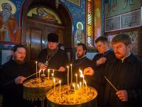 Делегация Петропавловской и Булаевской епархии совершает поездку на Святую землю