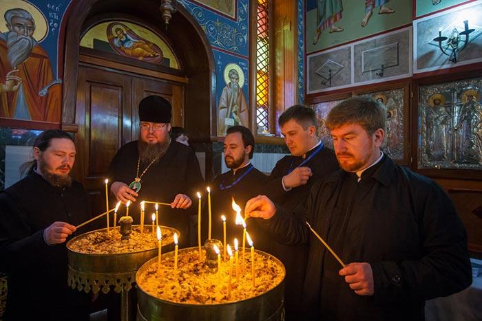 Паломническая группа Казахстанского Митрополичьего округа посетила святые места Галилеи