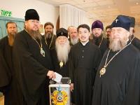 Члены паломнической делегации Казахстанского Митрополичьего округа на Святой Земле приняли участие во внеочередных выборах Президента Республики Казахстан