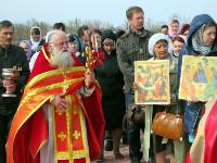 Престольные торжества в храме блаженной Матроны с. Кара-Кога