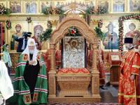 На Поклонной горе в Москве состоялась ежегодная духовно-патриотическая акция «Георгиевский парад — дети победителей»