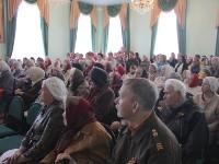 Праздничный концерт ветеранам
