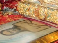 В праздник 70-летия Победы в Великой Отечественной войне епископ Петропавловский и Булаевский Владимир совершил Литургию и поминовение «всех Победы ради потрудившихся» в храме Всех Святых