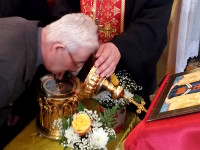 Мощи святителя и врача Луки, архиепископа Крымского, посетили с. Благовещенка, с. Пресновка, с. Кладбинка, с. Новомихойловка и г. Мамлютка
