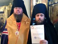 В храме Всех Святых Епископ Петропавловский и Булаевский Владимир совершил монашеский постриг