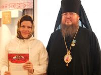 Награждение участников и победителей конкурса «Красота Божьего мира» и Олимпиады «Наше наследие»