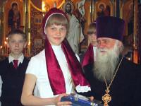 В воскресной школе при Никольском кафедральном храме г. Булаево прошло родительское собрание, которое стало праздником для детей и взрослых