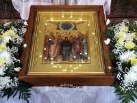 Престольный праздник собора Вознесения Господня