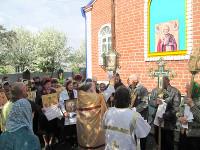 Престольный праздник Николая Угодника торжественно провели в кафедральном храме города Булаево