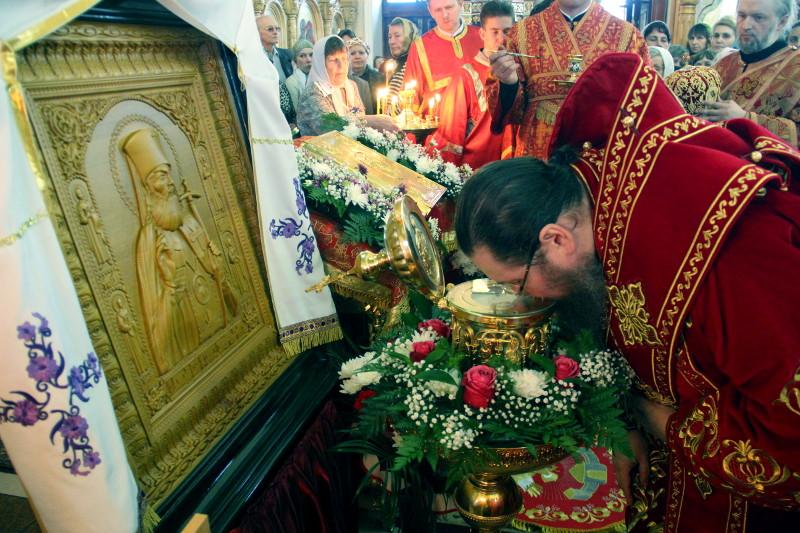 Святителю отче Луко моли Бога о нас