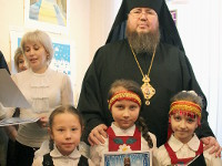 Поздравление Его Преосвященству, Преосвященнейшему Владимиру, епископу Петропавловскому и Булаевскому