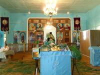 Праздник Святой Троицы в селе Большой Изюм