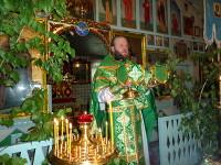 Праздник Святой Троицы в городе Таиынша и селе Большой Изюм