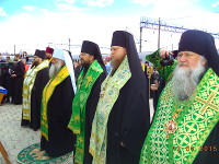 Международные юбилейные торжества «Благодарная Россия — Великому пастырю»