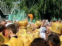 Празднование 1000-летия преставления Святого Равноапостольного Князя Владимира в Костанайской епархии