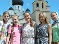 Международный православный молодежный лагерь «Вера и дело»