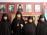 Собрание монашествующих епархии