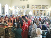 Святый Великомучениче и Целителю Пантелеймоне моли Бога о нас