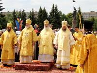 12 июля состоялся традиционный крестный ход по улицам города