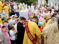 Божественная литургия 12 июля 2015 г.