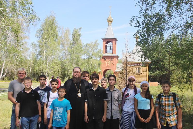 Паломническая поездка в Ачаирский монастырь