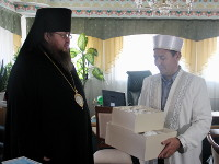 Мусульмане Казахстана отмечают трехдневный праздник Ораза