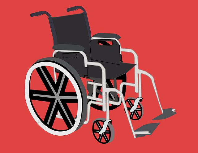В отдел Социального служения «Всем миром» пожертвовано инвалидное кресло