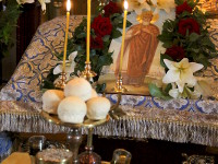 Всенощное бдение в день памяти Святого равноапостольного великого князя Владимира