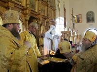 Литургия в день памяти Святого равноапостольного великого князя Владимира