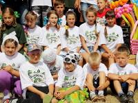 Преосвященный епископ Владимир посетил епархиальный лагерь «Малый Радонеж 2015»