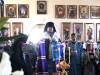 Успение Пресвятой Владычицы нашей Богородицы и Приснодевы Марии
