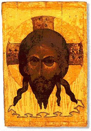 Стяги с Нерукотворным Спасом и со Святым Георгием неизменно присутствовали в войске