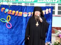 В Средней школе прп. Сергия Радонежского прозвенел первый звонок