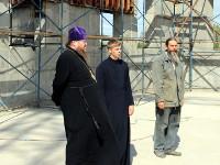 Пребывание Правящего архиерея в Карагандинской епархии