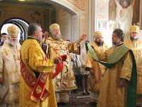 Правящий архиерей принял участие в торжествах, посвященных 1000-летию преставления князя Владимира в г. Чимкенте
