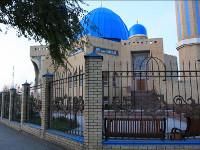 Епископ Петропавловский и Булаевский Владимир поздравил бас имама мечети Кызыл жар с праздником Курбан айт