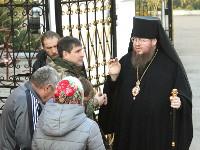 В день памяти святого праведного Симеона Верхотурского Преосвященный епископ Владимир совершил Божественную Литургию в храме Всех Святых