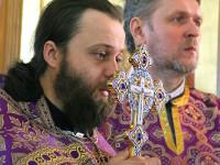 Праздник Всемирного Воздвижения Честного и Животворящего Креста Господня
