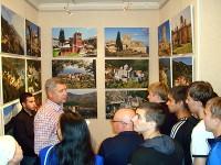 В Петропавловске открылась выставка «Наш Афон»