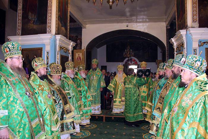 1000-летие преставления святого князя Владимира почтили в Уральской епархии