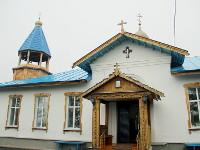 В день Духовного согласия епископ Петропавловский и Булаевский Владимир посетил Айыртауский район Северо-Казахстанской области