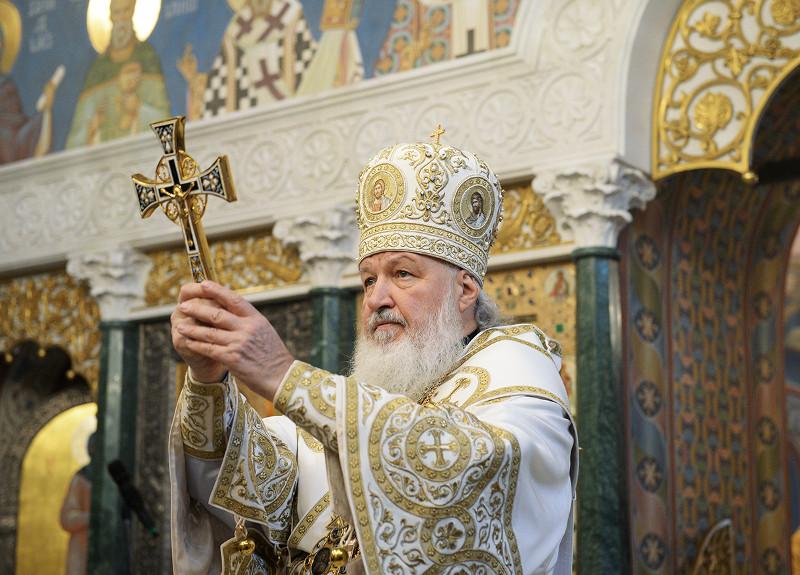 Святейший Патриарх Кирилл помолился о упокоении жертв авиакатастрофы в Египте
