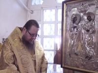 Воскресная Божественная Литургия в соборе святых апостолов Петра и Павла