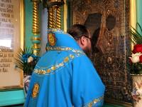 Божественная Литургия в Чимеево