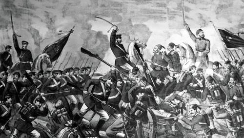 Восточная война 1877-1878 годов