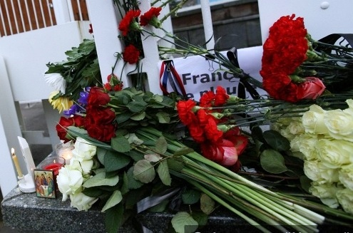 Соболезнование Предстоятеля Русской Церкви Президенту Франции Ф. Олланду в связи с серией терактов в Париже