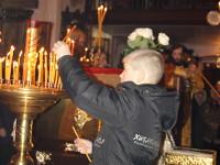 Служение правящего архиерея в Неделю 23-ю по Пятидесятнице