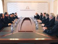В Астане состоялось заключительное в 2015 году заседание Синода Казахстанского Митрополичьего округа
