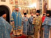 Божественная литургия в день памяти петропавловских священномучеников